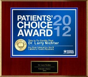 Patients Choice Award Nichter