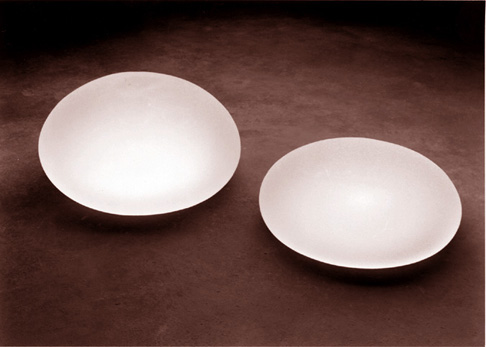 Saline-filled Breast Implants